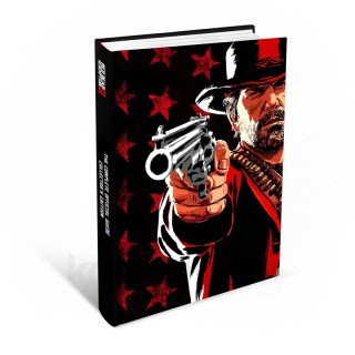 Red Dead Redemption 2: The Complete Official Guide Collector's Edition (angol nyelvű hivatalos kézikönyv)