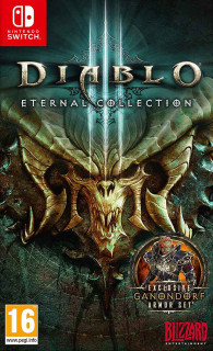 Diablo III (3) Eternal Collection Switch