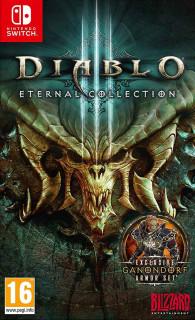 Diablo III (3) Eternal Collection Nintendo Switch