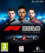 F1 2018 (használt) XBOX ONE