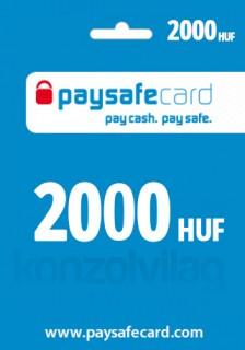 Paysafe 2000 HUF