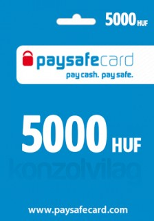 Paysafe 5000 HUF MULTI