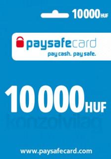 Paysafe 10 000 HUF