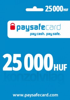 Paysafe 25 000 HUF MULTI