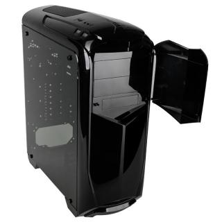 Kolink Aviator ATX Ablakos Fekete számítógépház  PC