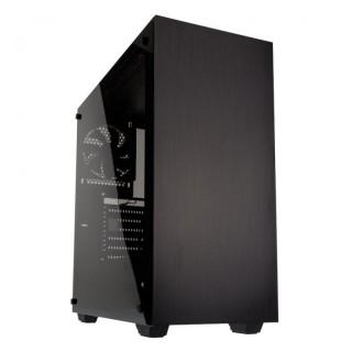 Kolink Stronghold ATX Edzett üveg Fekete Számítógépház PC