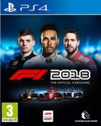 F1 2018 (használt) PS4