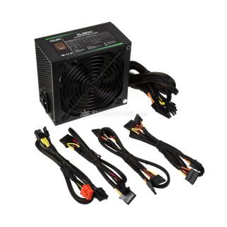 Kolink KL-850M 850W 12cm ATX BOX 80+ Bronz Moduláris Tápegység PC