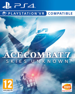Ace Combat 7: Skies Unknown (használt) PS4