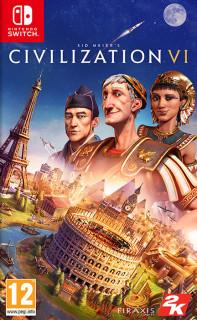 Sid Meier's Civilization VI Nintendo Switch