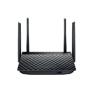 Asus RT-AC58U AC1300 Mbps Dual-band USB 2.0 gigabit Wi-Fi router PC