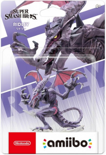 amiibo Smash Ridley