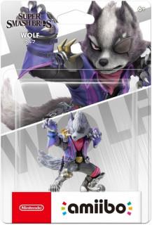amiibo Smash Wolf Ajándéktárgyak