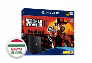 PlayStation 4 Pro (PS4) 1TB + Red Dead Redemption 2