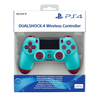 PlayStation 4 (PS4) Dualshock 4 kontroller (Áfonya kék) PS4