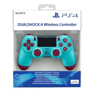 PlayStation 4 (PS4) Dualshock 4 kontroller (Áfonya kék)