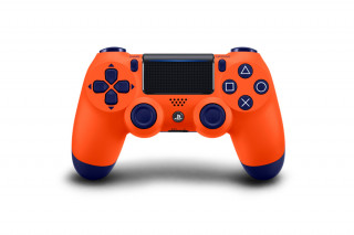 Playstation 4 (PS4) Dualshock 4 kontroller (Sunset Orange) PS4