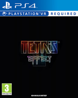 Tetris Effect (VR) PS4