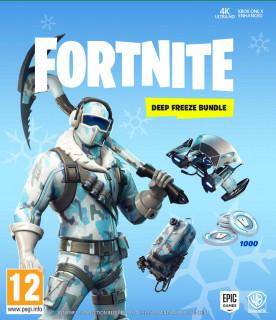 Fortnite: Deep Freeze Bundle Xbox One