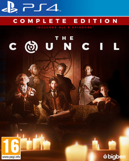 The Council Complete Edition PS4