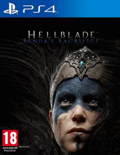 Hellblade: Senua's Sacrifice (használt) PS4