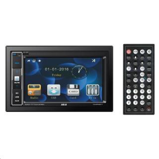 AKAI CA-2DIN2217 Autó multimédia lejátszó (DVD olvasó nélkül) PC