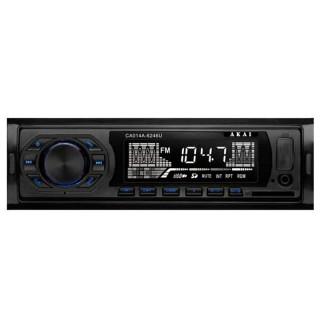 AKAI CA014A-6246U Autó rádió USB/SD kártya lejátszóval
