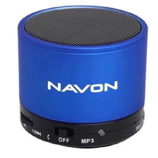 NAVON BTS10BLUE Bluetooth hordozható hangszóró (Kék) Mobil