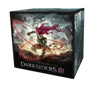 Darksiders III (3) Collector's Edition Xbox One