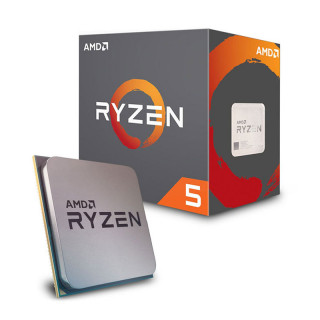AMD Ryzen 5 2600 BOX (AM4) YD2600BBAFBOX PC