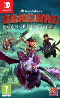 Dragons: Dawn of New Riders (használt) Nintendo Switch