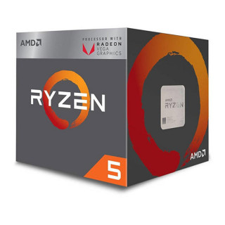 AMD Ryzen 5 2400G (YD2400C5FBBOX) PC