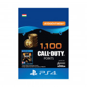 1,100 Call of Duty®: Black Ops 4 Points - ESD HUN (Letölthető)