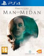 The Dark Pictures: Man of Medan (használt) PS4