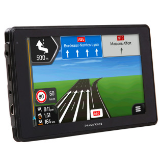 Navon A520 DVR navigáció + iGO Primo NextGen Európa térkép (46 ország) + Élettartam frissítés PC