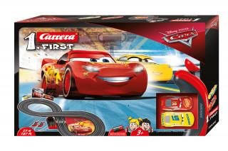 Carrera First: Disney Verdák 2,4m versenypálya autókkal Ajándéktárgyak