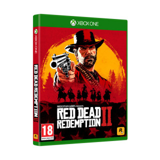 Red Dead Redemption 2 (használt) Xbox One