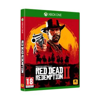 Red Dead Redemption 2 (használt) XBOX ONE