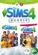 The Sims 4 + Get Famous Bundle PC
