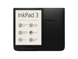 Pocketbook Inkpad 3 Fekete (PB740-E-WW) Ebook Olvasó Tablet