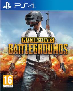 Playerunknown's Battlegrounds (használt) PS4