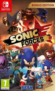 Sonic Forces Bonus Edition (használt) Nintendo Switch