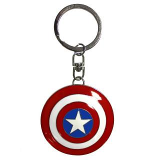 MARVEL - Kulcstartó - Shield Captain America AJÁNDÉKTÁRGY