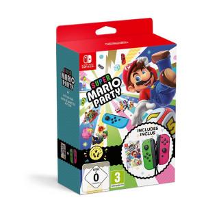 Super Mario Party + Joy-Con Nintendo Switch