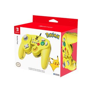 Nintendo Switch GameCube stílusú kontroller - Pikachu Switch