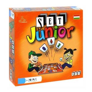 Set! junior kártyajáték AJÁNDÉKTÁRGY