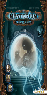 Mysterium: Secrets & Lies kiegészítő Ajándéktárgyak