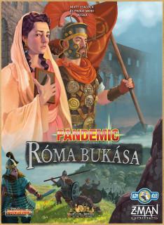 Pandemic: Róma bukása AJÁNDÉKTÁRGY