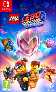 LEGO Movie 2: The Videogame (használt) Nintendo Switch