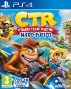 Crash Team Racing: Nitro-Fueled (használt) PS4